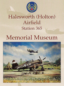 HALESWORTH MEMORIAL MUSEUM